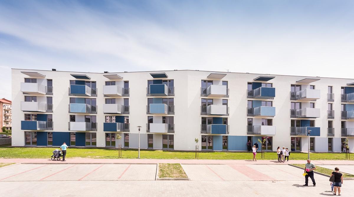 Dzięki nowelizacji ustawy o KZN więcej najemców Mieszkań Plus skorzysta z dopłat do czynszów