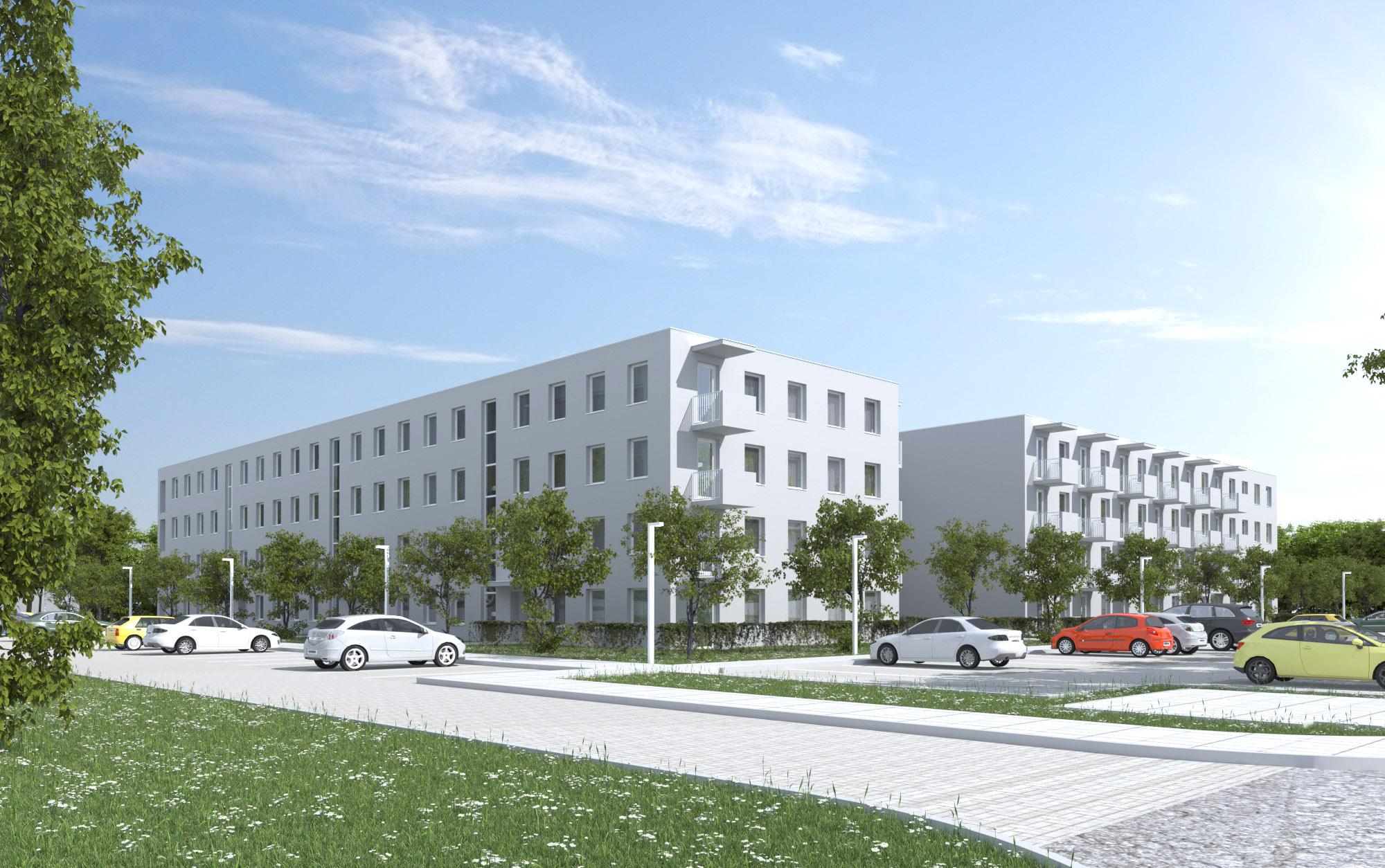"""Mieszkanie Plus w Świdniku – rusza ankieta dla zainteresowanych mieszkaniami przy ul. Gen. S. Roweckiego """"Grota""""."""