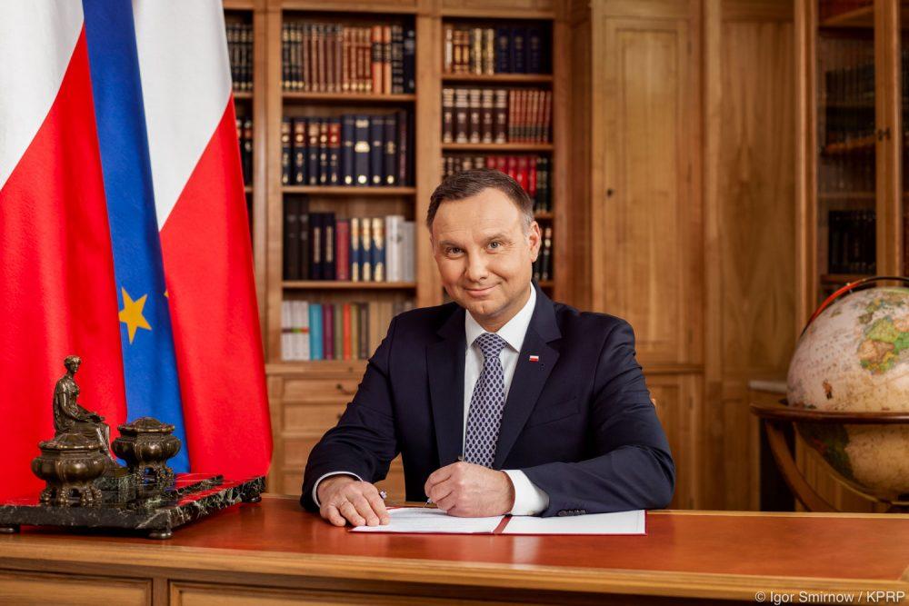 Prezydent Andrzej Duda podpisał nowelizację ustawy o Krajowym Zasobie Nieruchomości