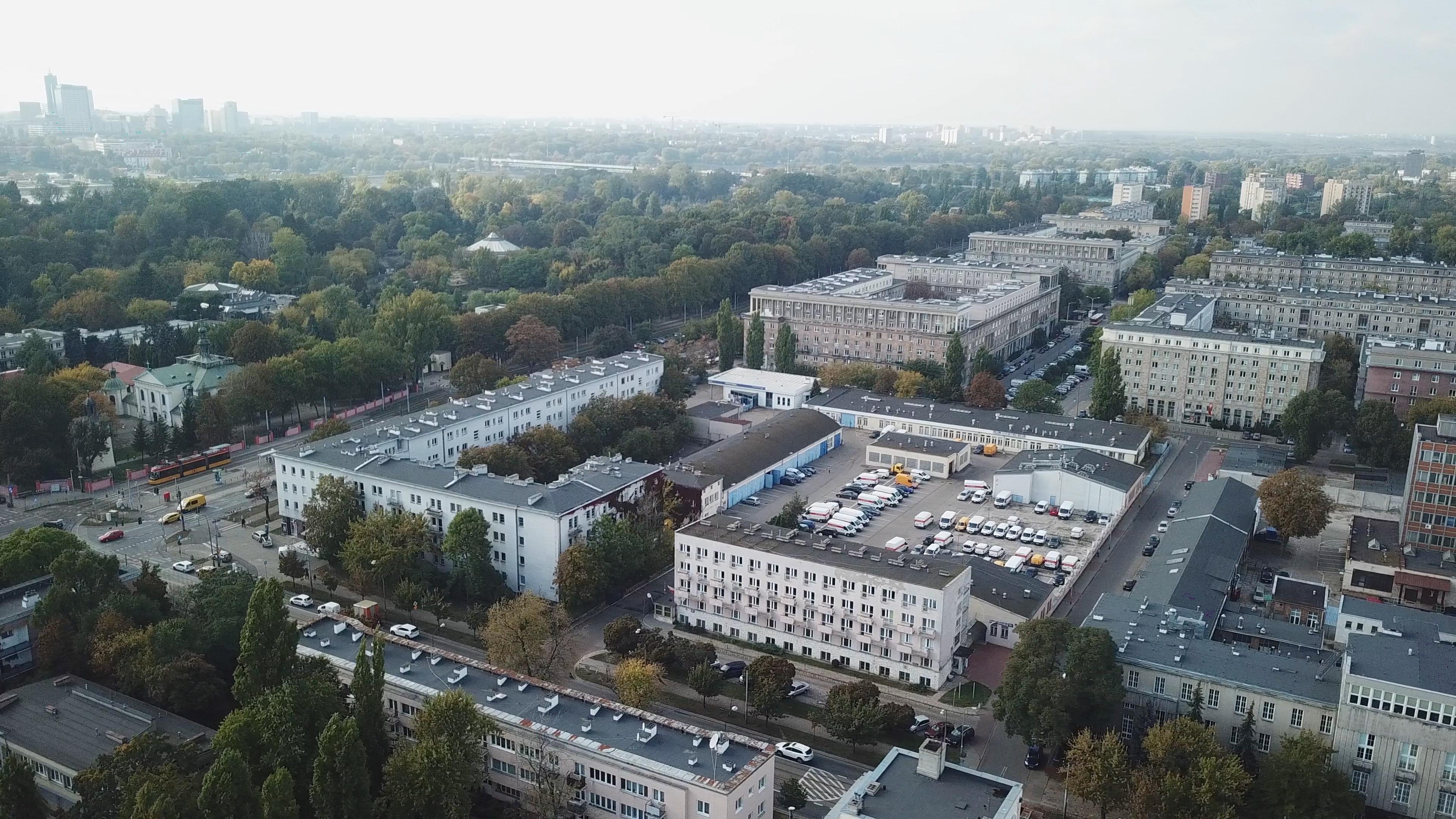 Ruszył konkurs na projekt Mieszkania Plus przy ul. Ratuszowej w Warszawie