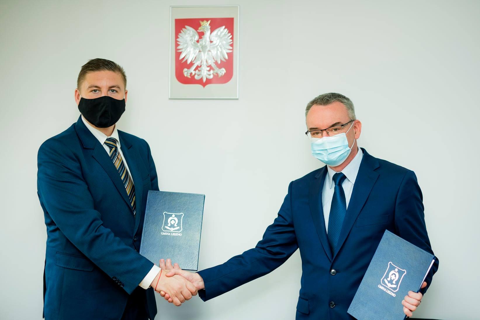 KZN podpisał porozumienie o współpracy z gminą Leszno